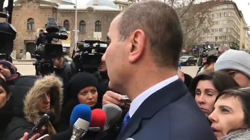 Изявления след КСНС при президента Румен Радев