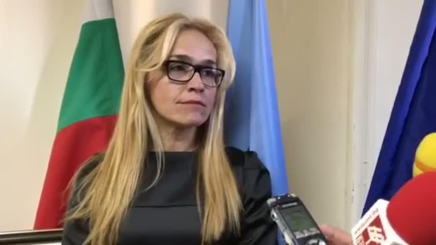 Десислава Иванчева пред Actualno.com