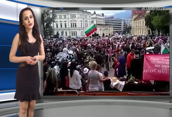 Няколко руски мотористи разбуниха стотици българи