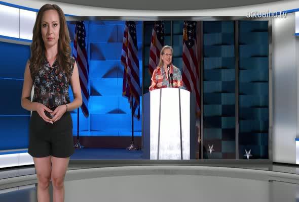 Жестока гавра на изумителната Мерил Стрийп с Доналд Тръмп