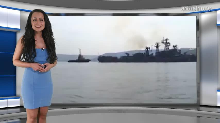 Русия изкара внезапно десетки военни кораби в Черно и Каспийско море