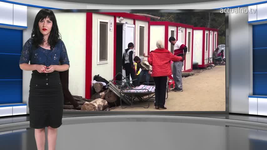 Разширяват бежанския лагер в Харманли, местните излизат на протест