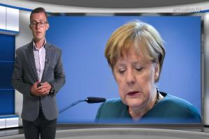Меркел не вярва бежанците да са донесли терора