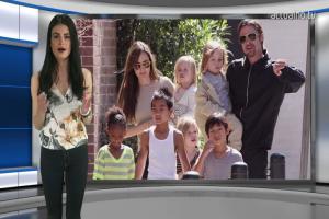 Светът е в шок: Анджелина и Брад се развеждат