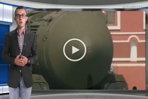 Чудовищно: Ето я най-голямата ядрена ракета на Русия! Вижте я!