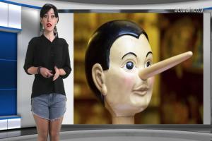 Внимание: Вижте как се пристрастяваме към лъжата !