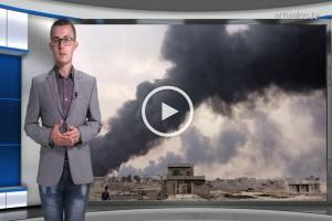 ШОК: Киселинни дъждове заради джихадистите