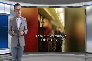 Ексклузивно видео: Полски националисти пребиха българи в трамвая