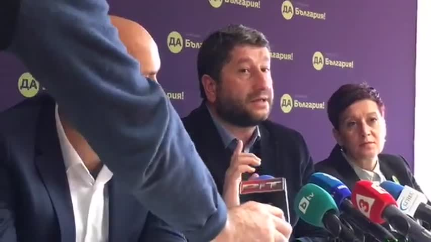 Да, България говори за скандала Сотир Цацаров - Сашо Дончев!