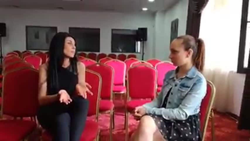 Интервю с  Надежда Трифонова - творчески директор на NRG Creative Boutique и жури на ФАРА 2017