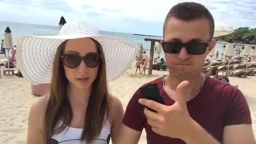 Actualno на живо от плажа във Варна за музикалното събитие на годината