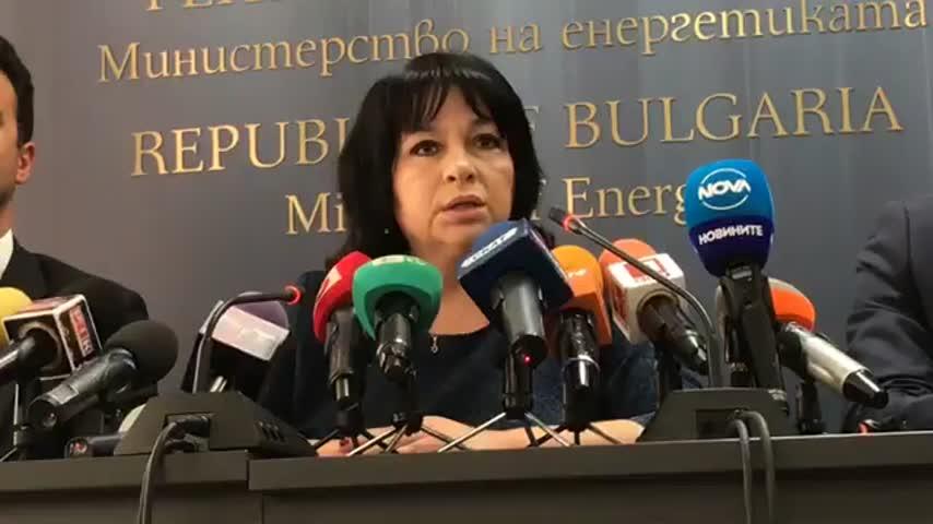 """Енергетика""""Теменужка Петкова: България няма 20 млрд. лв. за инвестиция в АЕЦ """"Белене"""""""