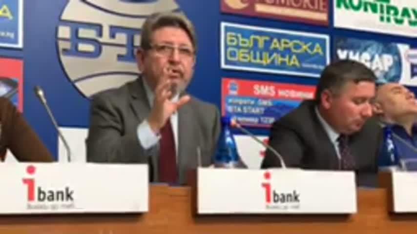 Иво Прокопиев говори за запора. Част 1