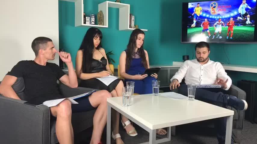 """Студио """"Мондиал +"""": Обсъждаме ситуацията в Испания и фаворитите на Световното първенство по футбол!"""