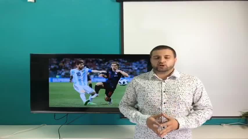 След Аржентина - Хърватия 0:3