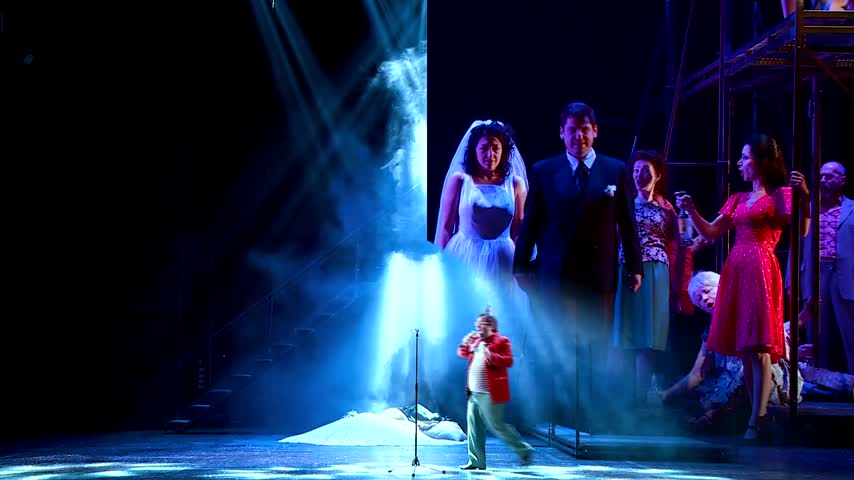 Държавна опера Пловдив гостува на Народен театър